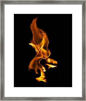 Ignite Framed Print