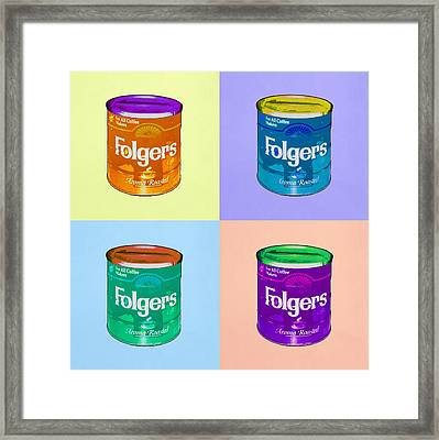 In Loving Memory Of Donny Who Loved Bowling  Set Of 4 Framed Print