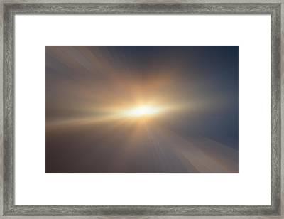 Infinity  Framed Print by Kevin Bone