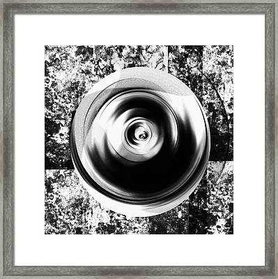 - Interdimensional Quest For A Better You --- Framed Print