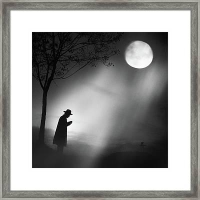 ............. Framed Print