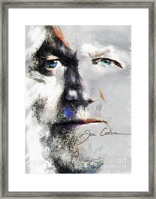 Joe Cocker - Hymn For My Soul     Framed Print