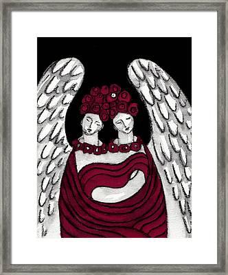 Keepers No 14 Framed Print by Milliande Demetriou