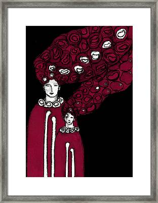 Keepers No 18 Framed Print by Milliande Demetriou