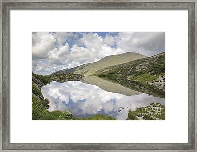 Lakes Of The Clouds - Mount Washington New Hampshire Framed Print