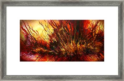' Limitless ' Framed Print by Michael Lang