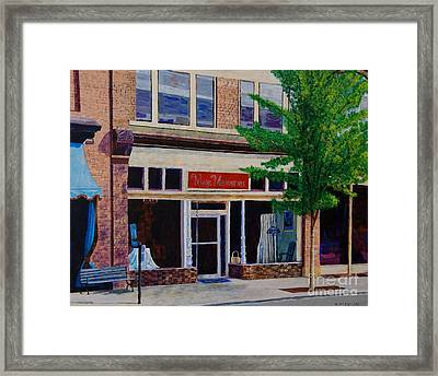 Magic Memories Framed Print by Arthur Witulski