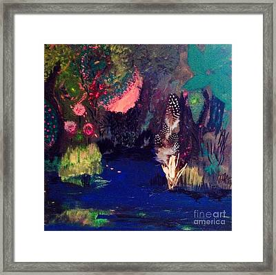 My Pond Framed Print