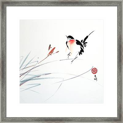 Nature Appeal Framed Print by Ming Yeung