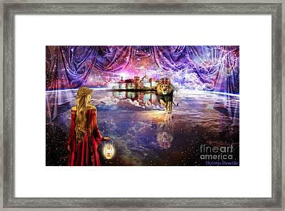 New Jerusalem Framed Print