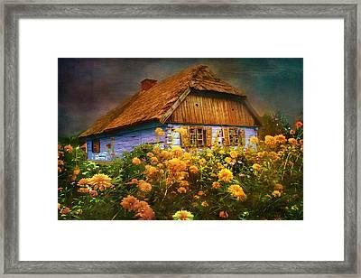 Old House... Framed Print by Andrzej Szczerski