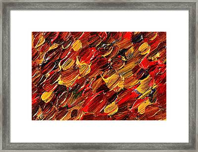 One Way Traffic Framed Print