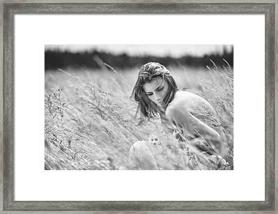 *** Framed Print