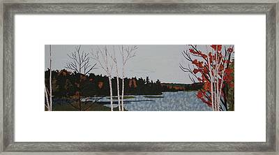 Peace  Framed Print by Anita Jacques