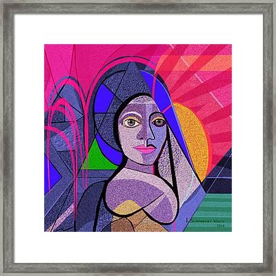 496 - Persephone  Framed Print