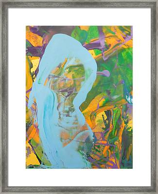 Pregnant And Feeling So Empty Framed Print by Bruce Combs - REACH BEYOND