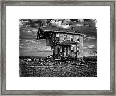 Princess Cottage Framed Print by Wayne Gill