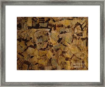 Provence I Framed Print