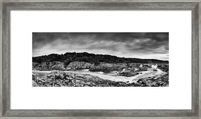 Que La Vie Ne Fut Si Longue Framed Print by Edward Kreis