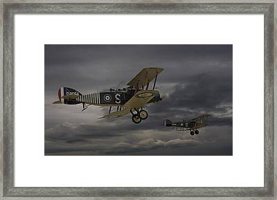 Show Me The Way Home Framed Print by Pat Speirs