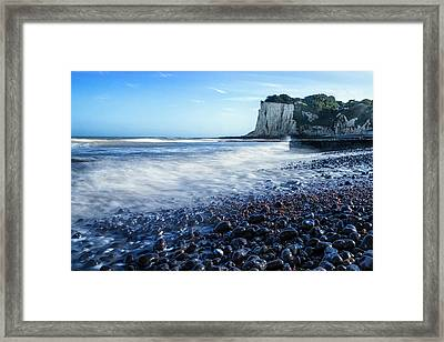 St Margarets Bay Framed Print