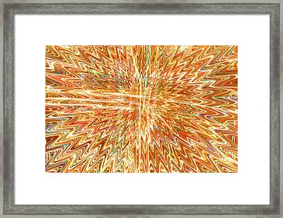 Star Light Of Christmas Framed Print by Julia Fine Art And Photography