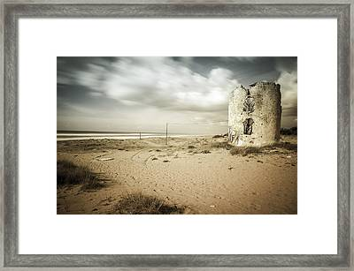 ... Framed Print by Stavros Argyropoulos
