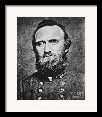 Confederacy Photographs Framed Prints