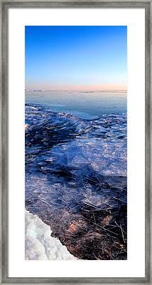 Superior Winter   Framed Print
