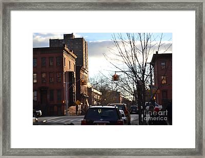 The Bronx I Framed Print