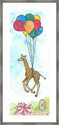 The Great Escape Framed Print by Terry Fleckney