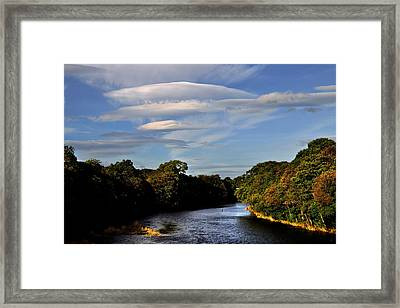 The River Beauly Framed Print