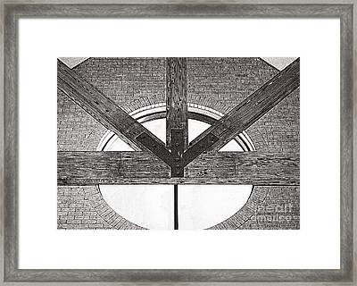 Trinity Series 1 Framed Print by Luther Fine Art