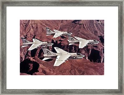 Va-15 Valions Framed Print by Peter Chilelli