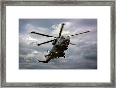 Whirlybirds Framed Print by Jason Green