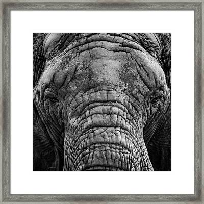0|0 Framed Print by Giovanni Casini
