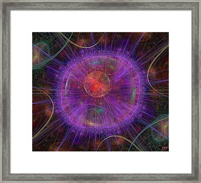 0001 Framed Print by I J T Son Of Jesus