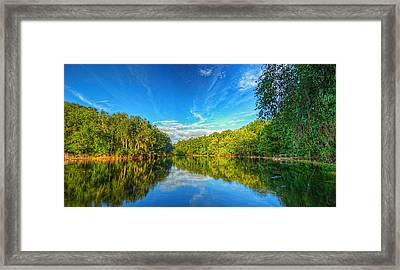 Framed Print featuring the photograph 0018-24-142 by Lewis Mann