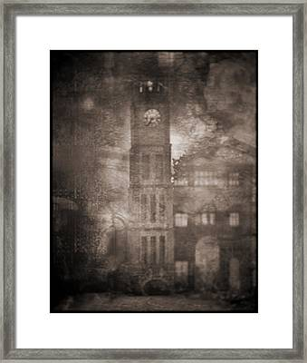 006 Framed Print by Laurentis Ure