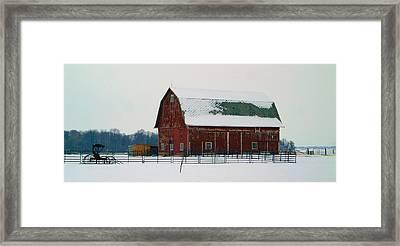 012909-3 Framed Print by Mike Davis