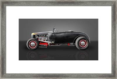 1930 Ford Street Rod Framed Print