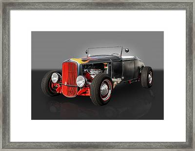 1930 Ford Roadster Framed Print