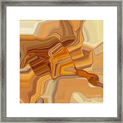 029-13 Framed Print
