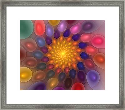 0351 Framed Print by I J T Son Of Jesus