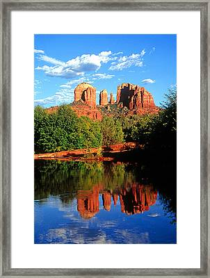 0464 Sedona Arizona Framed Print