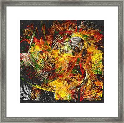 057-13 Framed Print
