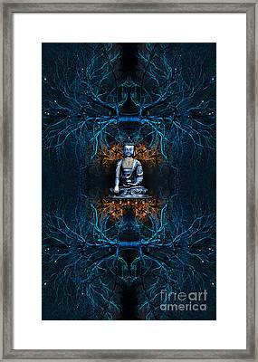Budu Saranai Framed Print by Tim Gainey