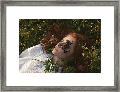 * Framed Print