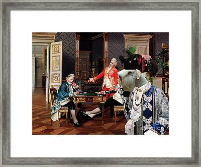 Sealyham Terrier Art Canvas Print Framed Print