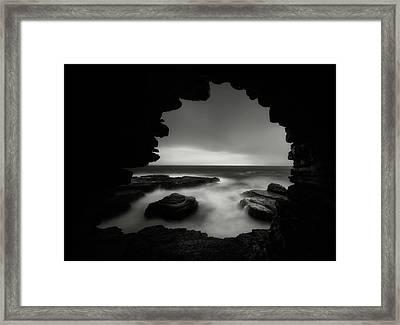 ! Framed Print
